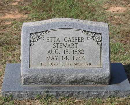 STEWART, ETTA ELIZABETH - Lawrence County, Arkansas | ETTA ELIZABETH STEWART - Arkansas Gravestone Photos