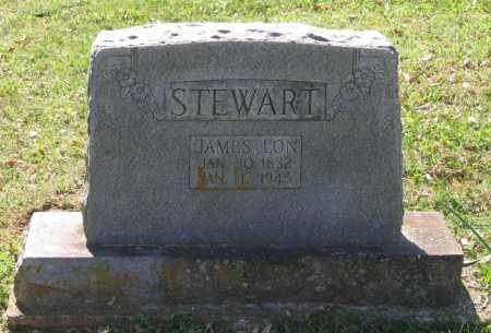 STEWART, JAMES LON - Lawrence County, Arkansas | JAMES LON STEWART - Arkansas Gravestone Photos