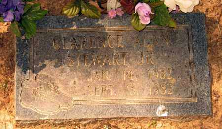 STEWART, JR., CLARENCE ALAN - Lawrence County, Arkansas | CLARENCE ALAN STEWART, JR. - Arkansas Gravestone Photos