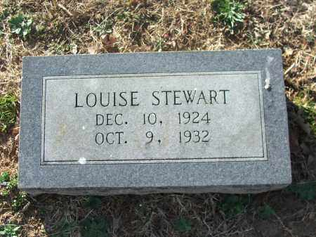 STEWART, LOUISE - Lawrence County, Arkansas | LOUISE STEWART - Arkansas Gravestone Photos