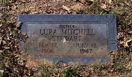 MITCHELL STEWART, LURA - Lawrence County, Arkansas | LURA MITCHELL STEWART - Arkansas Gravestone Photos