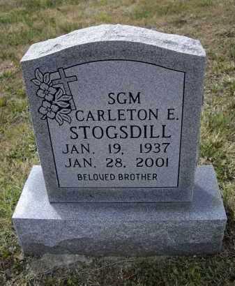 STOGSDILL (VETERAN VIET), CARLETON EUGENE - Lawrence County, Arkansas | CARLETON EUGENE STOGSDILL (VETERAN VIET) - Arkansas Gravestone Photos