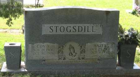 STOGSDILL, COY VIRGIL - Lawrence County, Arkansas | COY VIRGIL STOGSDILL - Arkansas Gravestone Photos