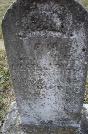 "STOGSDILL, FLOYD MELVIN ""F. M."" - Lawrence County, Arkansas 