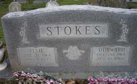 STOKES, DURWARD - Lawrence County, Arkansas | DURWARD STOKES - Arkansas Gravestone Photos