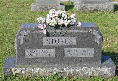 CARGILL STOKES, SUSAN - Lawrence County, Arkansas | SUSAN CARGILL STOKES - Arkansas Gravestone Photos