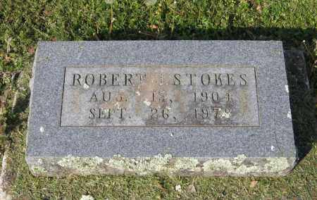 STOKES, ROBERT JEWEL - Lawrence County, Arkansas | ROBERT JEWEL STOKES - Arkansas Gravestone Photos