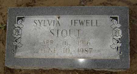 STOUT, SYLVIA JEWELL - Lawrence County, Arkansas | SYLVIA JEWELL STOUT - Arkansas Gravestone Photos