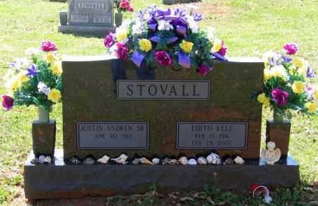 KELL STOVALL, EDITH - Lawrence County, Arkansas | EDITH KELL STOVALL - Arkansas Gravestone Photos