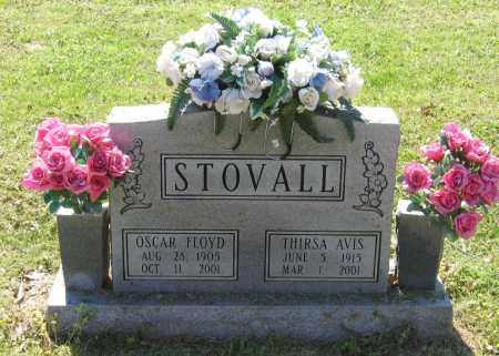 STOVALL, OSCAR FLOYD - Lawrence County, Arkansas | OSCAR FLOYD STOVALL - Arkansas Gravestone Photos