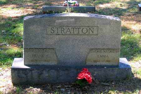 STRATTON, FRANK CICERO - Lawrence County, Arkansas | FRANK CICERO STRATTON - Arkansas Gravestone Photos