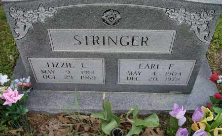 STRINGER, LIZZIE E. - Lawrence County, Arkansas | LIZZIE E. STRINGER - Arkansas Gravestone Photos