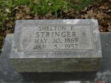 STRINGER, SHELTON E. - Lawrence County, Arkansas | SHELTON E. STRINGER - Arkansas Gravestone Photos