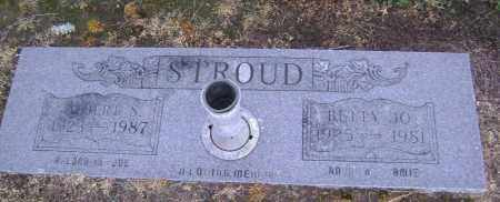 STROUD, BETTY JO - Lawrence County, Arkansas | BETTY JO STROUD - Arkansas Gravestone Photos