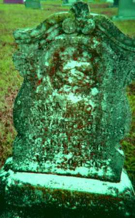 "STUART, EMMA ELECTA ""AMY"" - Lawrence County, Arkansas 