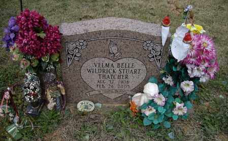 WILDRICK STUART, VELMA BELLE - Lawrence County, Arkansas | VELMA BELLE WILDRICK STUART - Arkansas Gravestone Photos