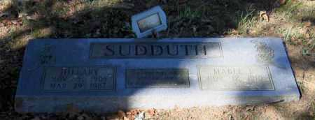 KEITH SUDDUTH, MABEL E. - Lawrence County, Arkansas | MABEL E. KEITH SUDDUTH - Arkansas Gravestone Photos