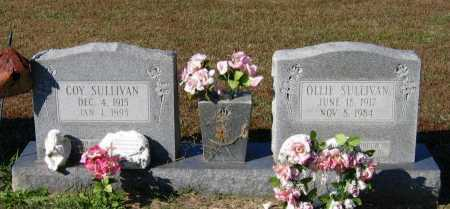 SULLIVAN, COY - Lawrence County, Arkansas | COY SULLIVAN - Arkansas Gravestone Photos
