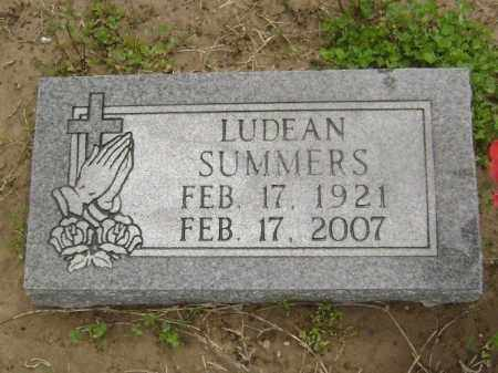 SMITH SUMMERS, LILLIE LUDEAN - Lawrence County, Arkansas | LILLIE LUDEAN SMITH SUMMERS - Arkansas Gravestone Photos