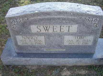 "SWEET, THOMAS J. ""TOM"" - Lawrence County, Arkansas 