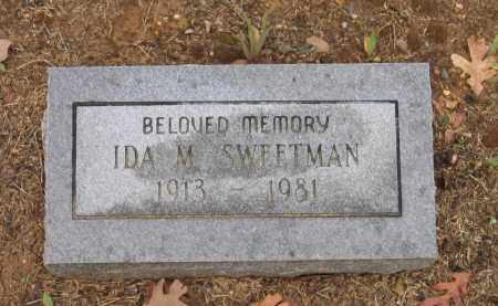 HOLLOWAY SWEETMAN, IDA MAE - Lawrence County, Arkansas | IDA MAE HOLLOWAY SWEETMAN - Arkansas Gravestone Photos