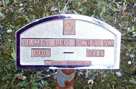 SWIFT, SR., JAMES LEO - Lawrence County, Arkansas | JAMES LEO SWIFT, SR. - Arkansas Gravestone Photos