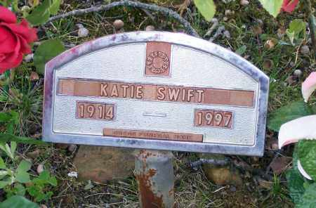 SWIFT, KATIE - Lawrence County, Arkansas | KATIE SWIFT - Arkansas Gravestone Photos