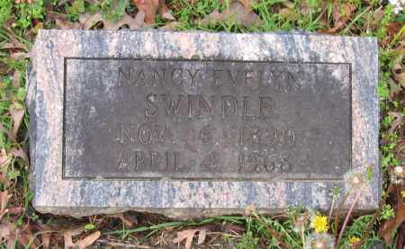 DAVIS SWINDLE, NANCY EVELYN - Lawrence County, Arkansas | NANCY EVELYN DAVIS SWINDLE - Arkansas Gravestone Photos