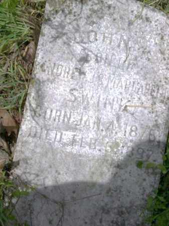 SWINK, JOHN - Lawrence County, Arkansas | JOHN SWINK - Arkansas Gravestone Photos