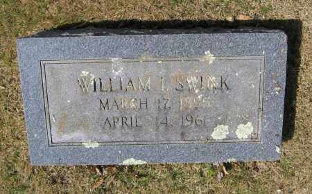 SWINK, WILLIAM ISAAC - Lawrence County, Arkansas | WILLIAM ISAAC SWINK - Arkansas Gravestone Photos