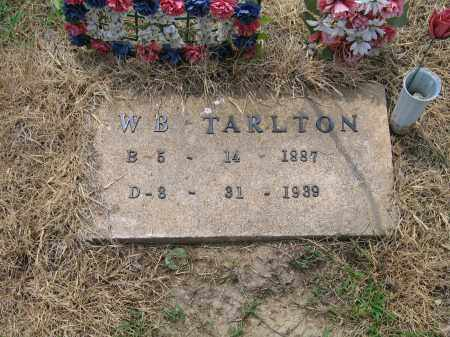 "TARLTON, WILLIAM BIRD ""W. B."" - Lawrence County, Arkansas 