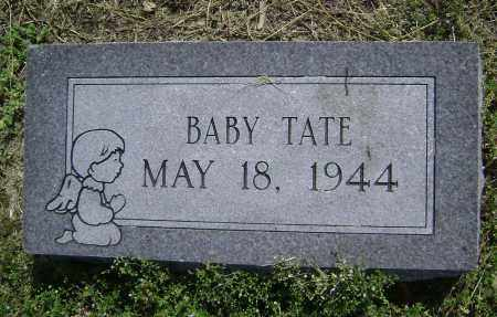 TATE, INFANT - Lawrence County, Arkansas | INFANT TATE - Arkansas Gravestone Photos