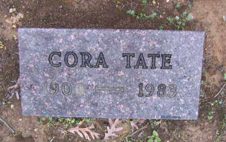 TATE, CORA ALICE - Lawrence County, Arkansas | CORA ALICE TATE - Arkansas Gravestone Photos