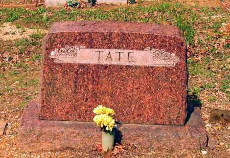 TATE FAMILY STONE,  - Lawrence County, Arkansas |  TATE FAMILY STONE - Arkansas Gravestone Photos