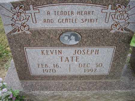 TATE, KEVIN JOSEPH - Lawrence County, Arkansas | KEVIN JOSEPH TATE - Arkansas Gravestone Photos