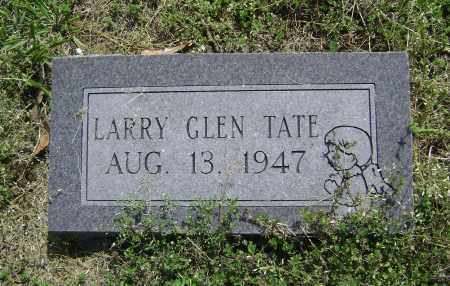 TATE, LARRY GLEN - Lawrence County, Arkansas | LARRY GLEN TATE - Arkansas Gravestone Photos
