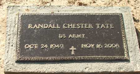 TATE (VETERAN VIET), RANDALL CHESTER - Lawrence County, Arkansas | RANDALL CHESTER TATE (VETERAN VIET) - Arkansas Gravestone Photos