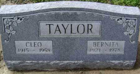TAYLOR, BERNITA - Lawrence County, Arkansas | BERNITA TAYLOR - Arkansas Gravestone Photos