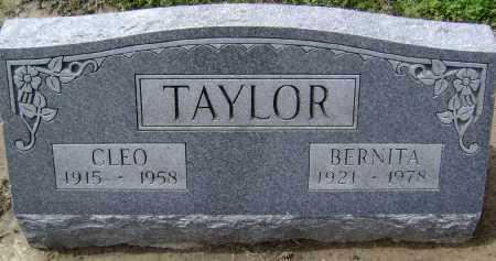 TAYLOR, CLEO - Lawrence County, Arkansas | CLEO TAYLOR - Arkansas Gravestone Photos
