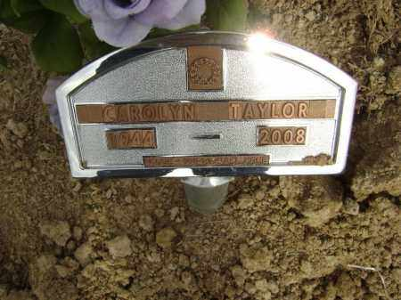TAYLOR, LINDA CAROLYN - Lawrence County, Arkansas | LINDA CAROLYN TAYLOR - Arkansas Gravestone Photos