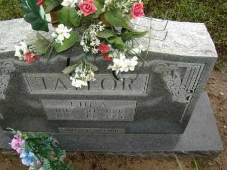 TAYLOR, EDNA - Lawrence County, Arkansas | EDNA TAYLOR - Arkansas Gravestone Photos