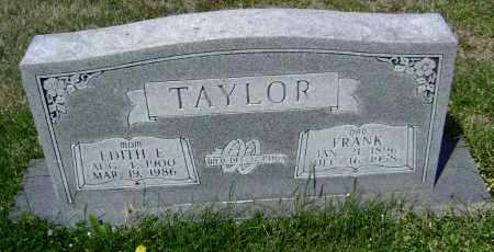 TAYLOR, EDITH E. - Lawrence County, Arkansas | EDITH E. TAYLOR - Arkansas Gravestone Photos