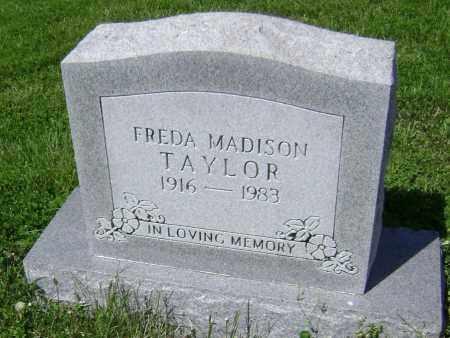 TAYLOR, FREDA - Lawrence County, Arkansas | FREDA TAYLOR - Arkansas Gravestone Photos