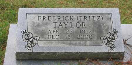"TAYLOR, FREDRICK ""FRITZ"" - Lawrence County, Arkansas | FREDRICK ""FRITZ"" TAYLOR - Arkansas Gravestone Photos"