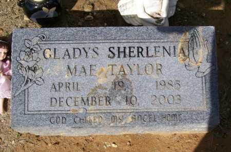 TAYLOR, GLADYS SHERLENIA MAE - Lawrence County, Arkansas | GLADYS SHERLENIA MAE TAYLOR - Arkansas Gravestone Photos