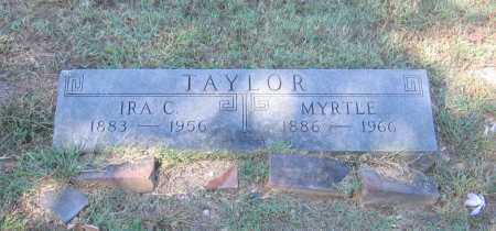 TAYLOR, IRA CECIL - Lawrence County, Arkansas | IRA CECIL TAYLOR - Arkansas Gravestone Photos