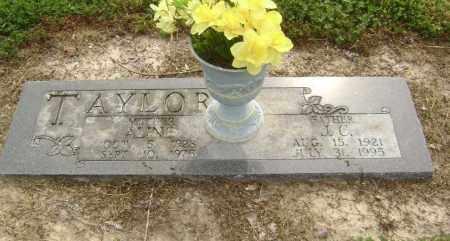 TAYLOR, ALINE - Lawrence County, Arkansas | ALINE TAYLOR - Arkansas Gravestone Photos