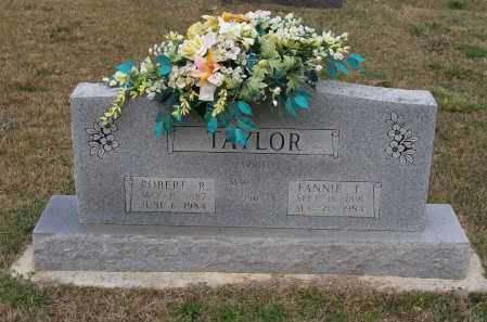 TAYLOR, FANNIE - Lawrence County, Arkansas | FANNIE TAYLOR - Arkansas Gravestone Photos
