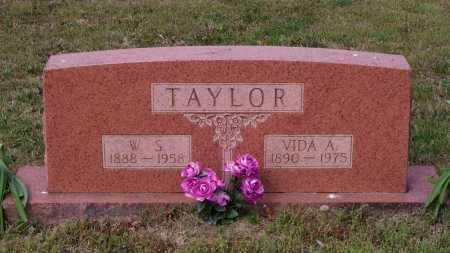 TAYLOR, VIDA ANN - Lawrence County, Arkansas | VIDA ANN TAYLOR - Arkansas Gravestone Photos