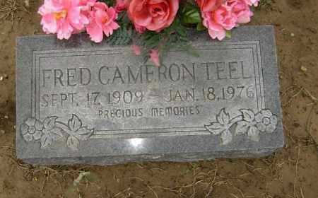 TEEL, FRED CAMERON - Lawrence County, Arkansas | FRED CAMERON TEEL - Arkansas Gravestone Photos